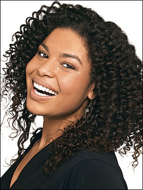 Shag Hairstyle With Jordin Sparks