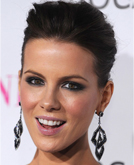 Kate Beckinsale's Bun Updo Hairstyle