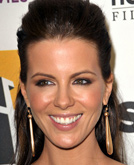 Kate Beckinsale's Half Up Half Down Hairstyle