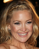 Kate Hudson's Medium Hairstyle with Braid