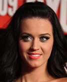 Katy Perry's Halfway Up Hairstyle with Wave at MTV VMAs 2009