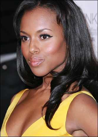 Kerry Washington hairstyles
