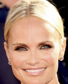 Kristin Chenoweth's Neat Low Updo Hairstyle at Emmy Awards 2009