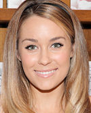 Lauren Conrad's Updo and Long Wave Hairstyle