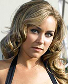 Lauren Conrad's Curly Hairstyle