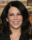 Lauren Graham's Long Sexy Curly Hairstyle