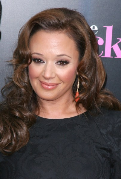 Leah Remini S Curly Hairstyle