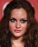 Leighton Meester's Casual Wavy Hairstyle at MTV VMAs 2009