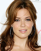 Mandy Moore's Curly Hairstyle