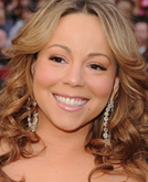 Mariah Carey's Sexy Wave Hairstyle at 2010 Oscars Red Carpet