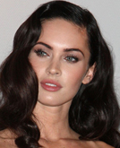 Megan Fox's Long Wavy Hairstyle
