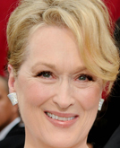 Meryl Streep's Elegant Chignon Hairstyle at 2010 Oscars Red Carpet