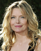 Michelle Pfeiffer's Curly Hairstyle