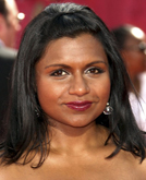 Mindy Kaling's Shoulder Length Hairstyle at Emmy Awards 2009