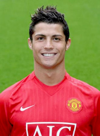 Male Celebrities on Cristiano Ronaldo Hairstyles