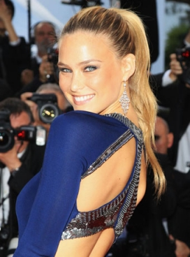 Bar Refaeli hairstyles