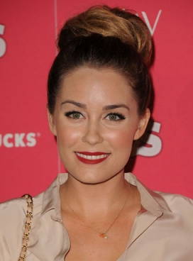 lauren conrad hair updo