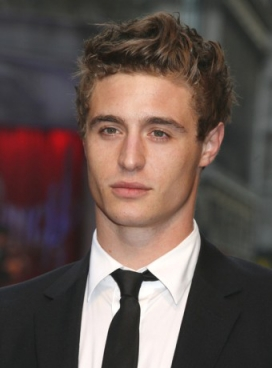 Max Irons hairstyles