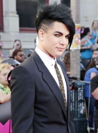 Wondrous Adam Lambert Short Hairstyles For Black Women Fulllsitofus