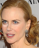 Nicole Kidman's Side Low Bun Hairstyle