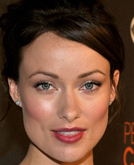 Olivia Wilde's Hight Updo Hairstyle at 2010 People's Choice Awards