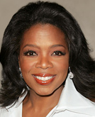 Medium Hairstyle With Oprah Winfrey
