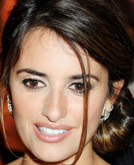 Penelope Cruz's Side Low Bun Hairstyle