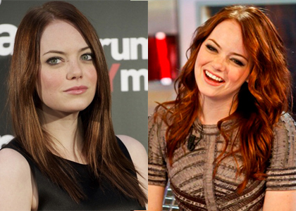 Emma Stone' Hairstyles: Vote for the Easy A star's Best Look