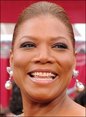 Queen Latifa hairstyles