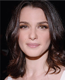 Rachel Weisz's Medium Curly Hairstyle