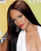 Lots of Length Hairstyle with Rihanna