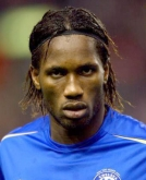 Didier Drogba's Medium Braid Hairstyle