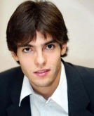 Ricardo Kaka's Medium Hairstyle with Bangs