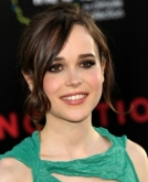 Ellen Page's Messy Updo at the Hollywood 'Inception' Premiere
