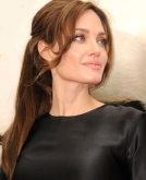 Angelina Jolie's Sexy Ponytail Hairstyle