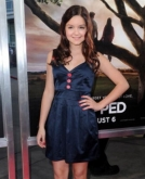 Ariel Winter's Brunette Long Wavy Hairstyle