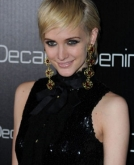 Ashlee Simpson's Blond Pixie Hairstyle