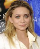 Ashley Olsen with Blond Hairstyle