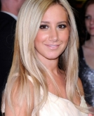 Ashley Tisdale is Blonde Again