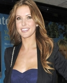 Audrina Patridge's Long Wavy Hairstyle