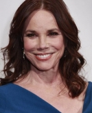Barbara Hershey's Center-parted Loose  Waves