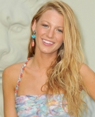 Blake Lively's Long Wavy Hairstyle