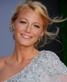 Blake Lively's Braided Updo