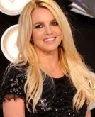 Britney Spears' Long Blonde Loose Waves