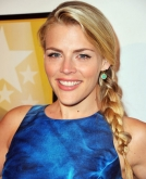 Busy Philipps' Cute Side Braid