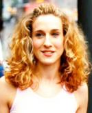 Medium Curly Hairstyle With Carrie