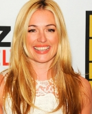 Cat Deeley's Golden Shiny Sleek Locks