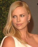 Charlize Theron's Long, Blonde Hairstyle