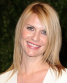 Claire Danes' Sleek and Straight Hair