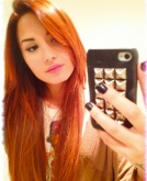 Demi Lovato's New Red Hair: Yay or Nay?
